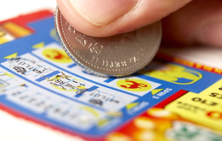 Американские моментальные лотереи