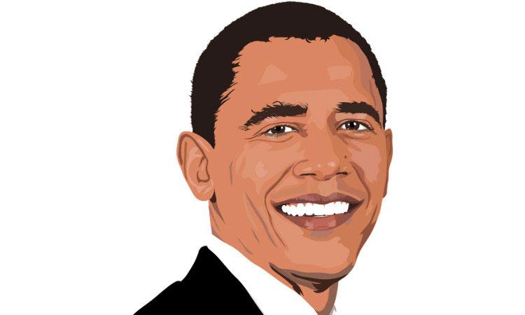 Случайности помогающие выиграть - Барак Обама
