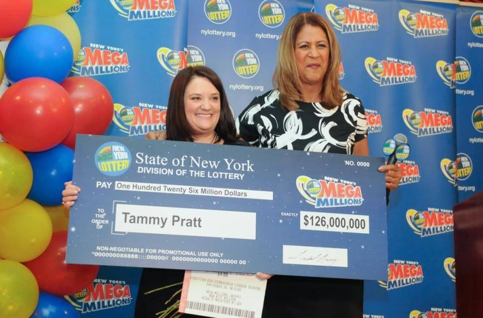 Победители лотереи Mega Millions. 326 миллионов!