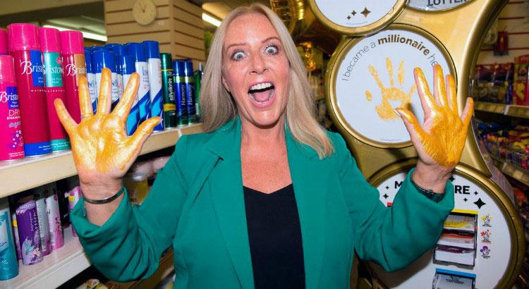 Дина Сампсон выиграла в лотерею и купила ресторан, бар и магазин