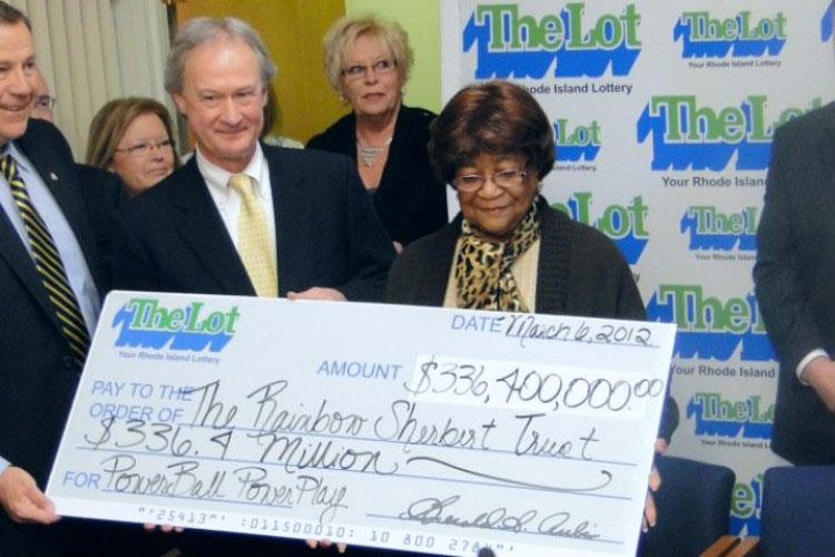 Луиза Вайт выиграла в лотерею и открыла фирму