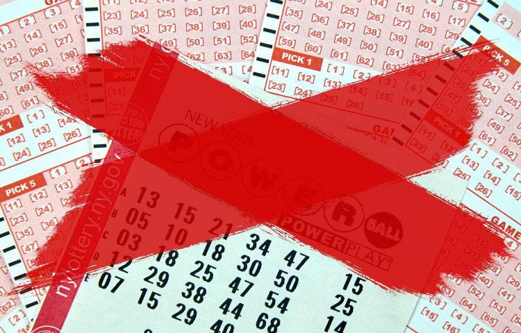 Компания Stop Predatory Gambling хочет остановить работу лотерей