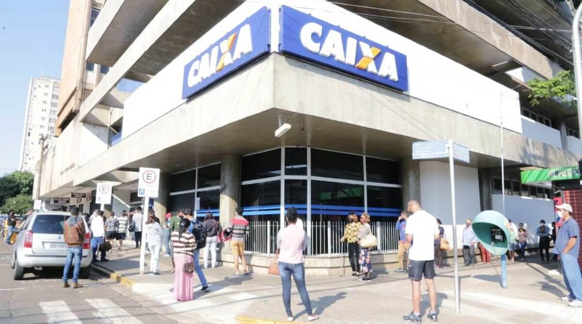 Банк Caixa, где совершалось преступление