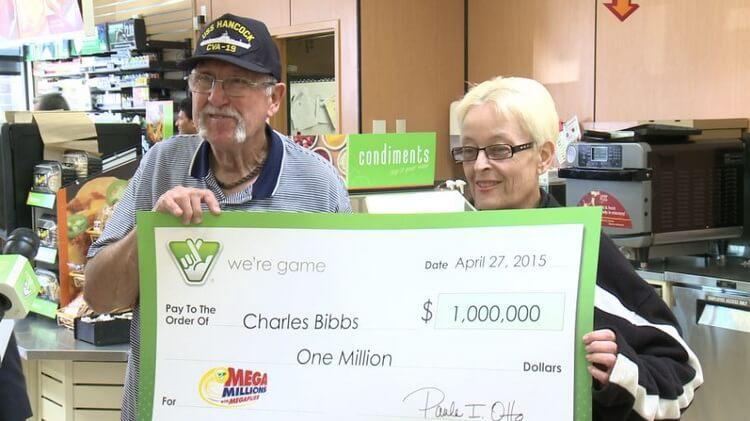 Победитель Mega Millions ошибся и выиграл миллион