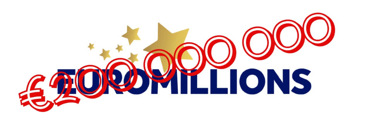Рекордный джекпот EuroMillions – 200 миллионов евро