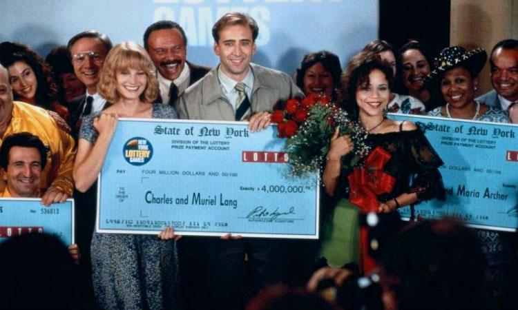 9 фильмов о лотерейном выигрыше - Счастливый случай