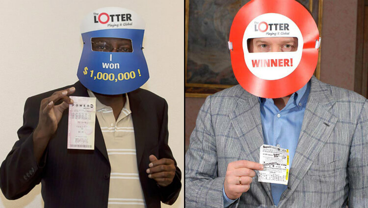 Анонимность победителя при выигрыше