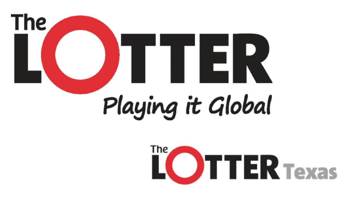 Логотип TheLotter для техасского магазина отличается от стандартного
