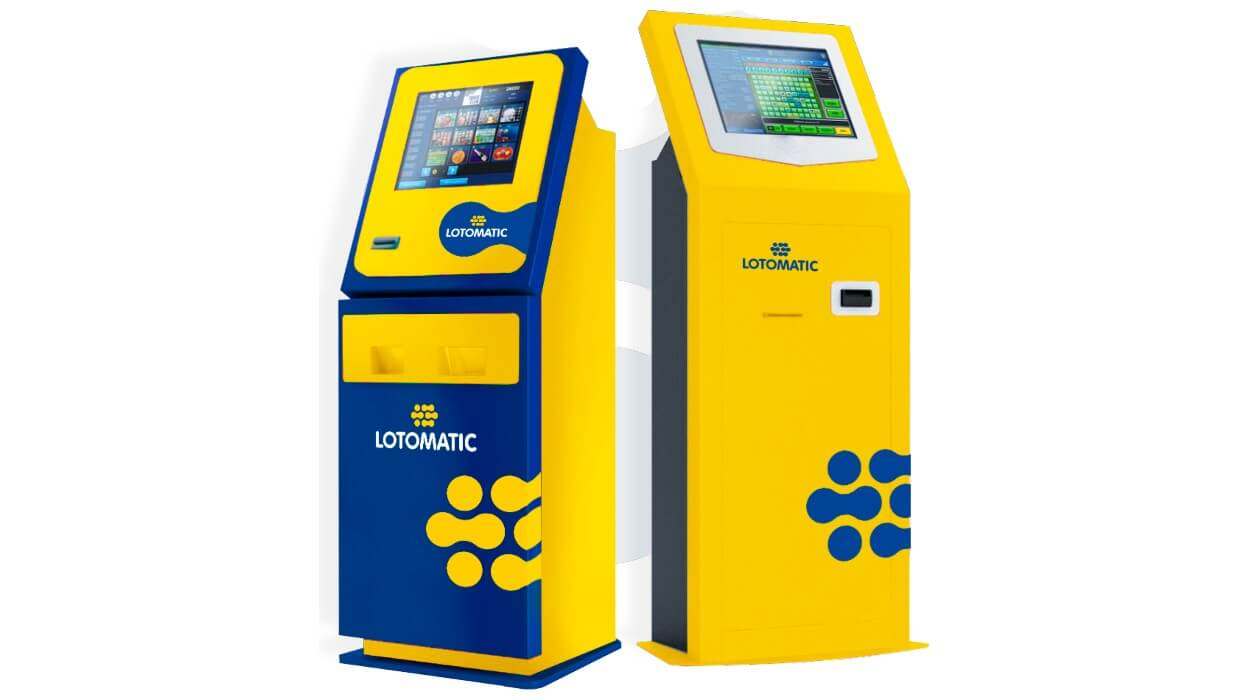 Лотерейные аппараты Lotomatic