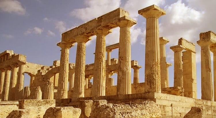 Лотереи в Древней Греции