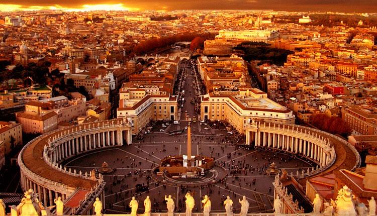 Лотереи в Ватикане
