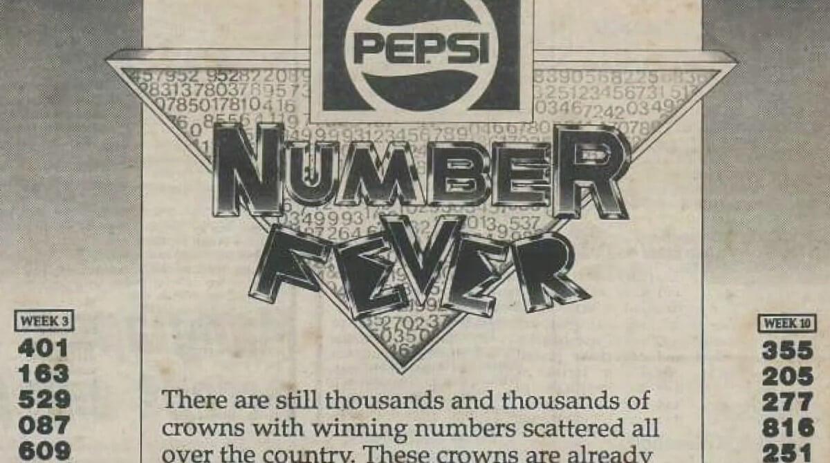Промежуточные результаты «Number Fever»