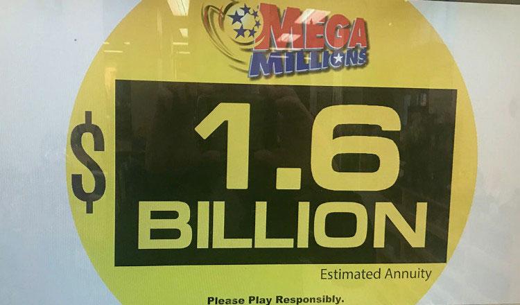 Самые большие выигрыши в лотерею. 1,5 миллиарда долларов