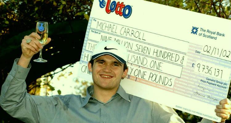 Выиграть деньги реально! Michael Carroll