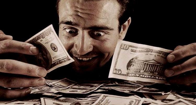 Выиграть деньги реально! Жадность