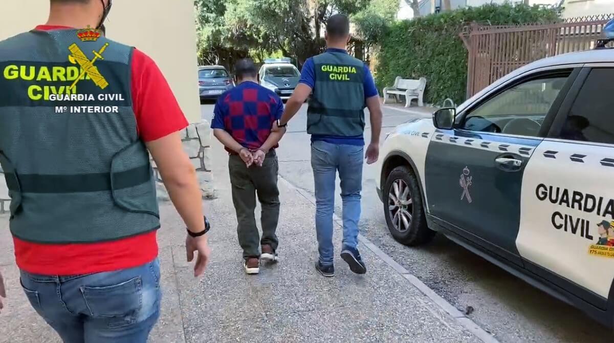 Задержание подозреваемого в краже лотерейного билета