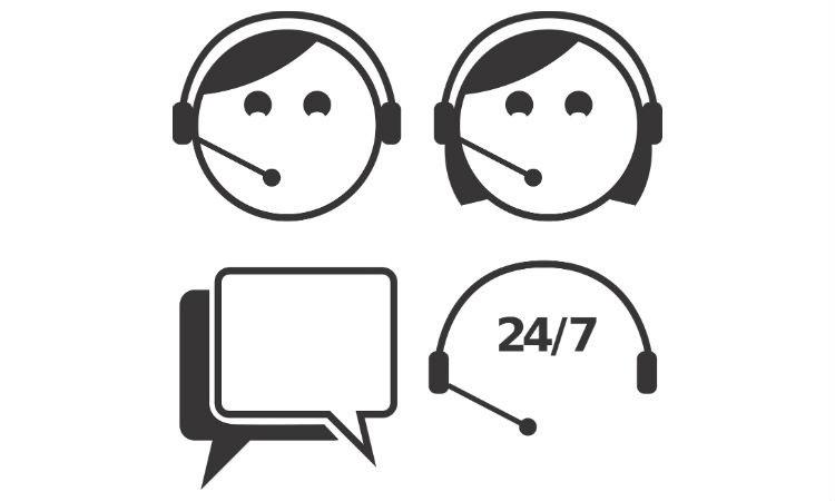 Круглосуточная клиентская поддержка