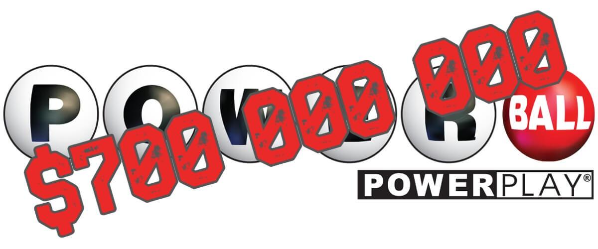 Житель Калифорнии выиграл $700 миллионов в Powerball