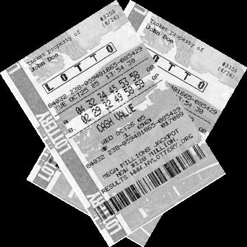 Билет лотереи Lotto